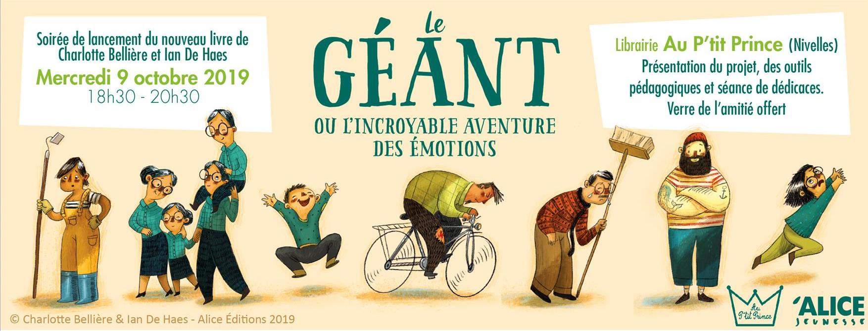 geant affiche