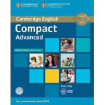Compact Advanced Student's book (without answers) with CD-Rom