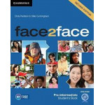 Face 2 Face Pre-intermediate Student's book (2ème Edition)