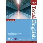 New Total English Advanced Student's book with Active Book Pack 2nd ED