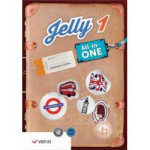 Jelly 1 All in one Student's workbook + CD audio