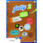 Jelly 2  All in one Student's workbook + CD audio